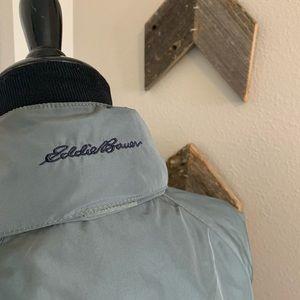 Men's Eddie Bauer large full zip jacket